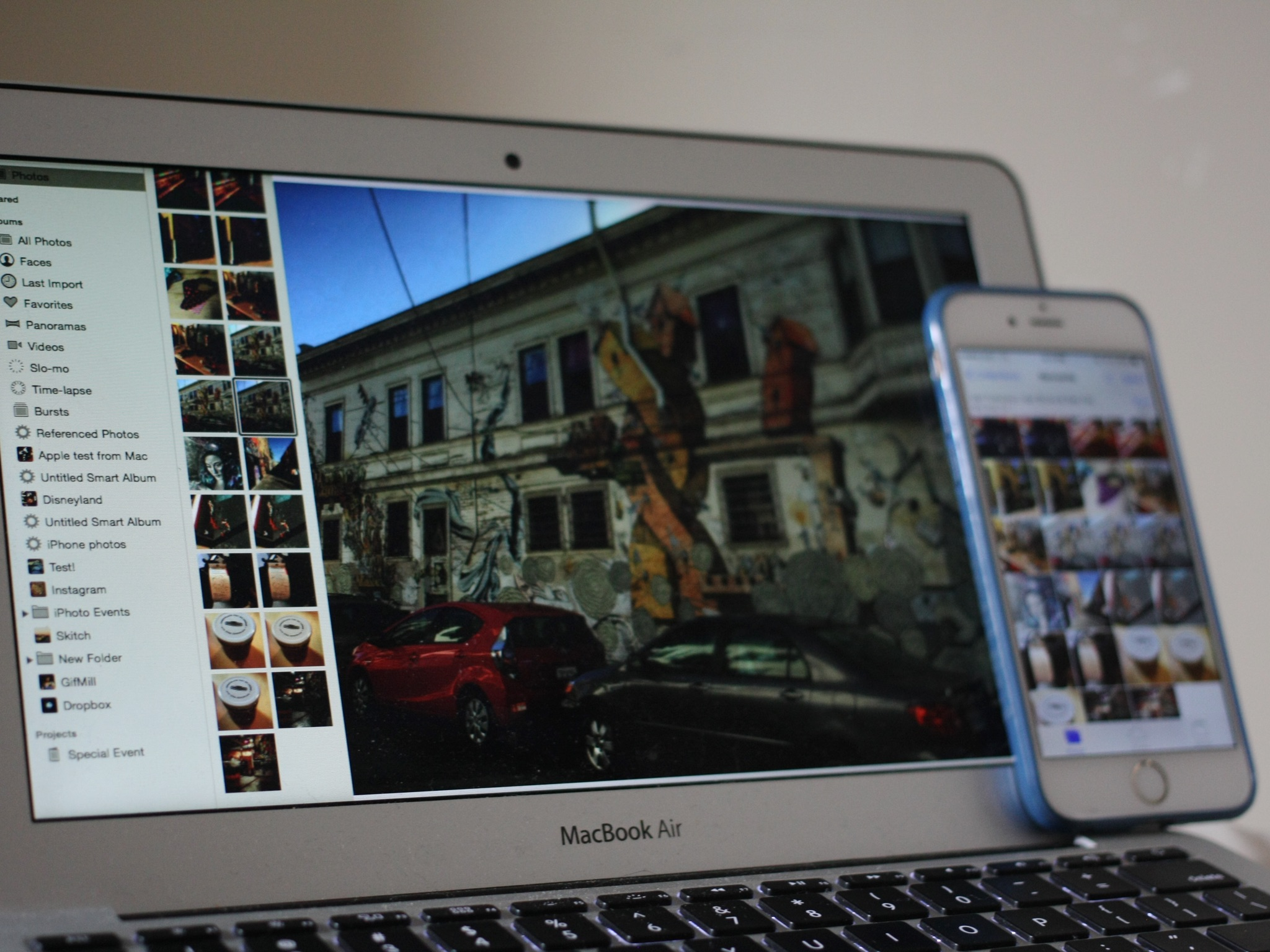 How to set your desktop picture in Photos for Mac | iMore