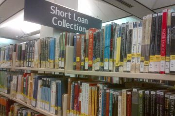ShortLoanLibraryHallwardNottingham