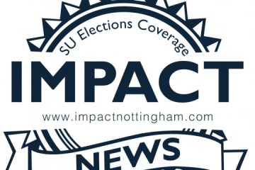 IMPACT NEWS SU ELECTION LOGO
