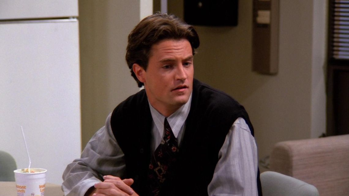 chandler sweater vest