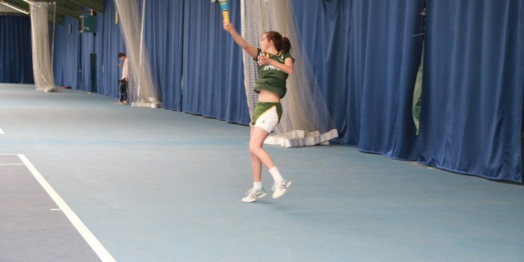 UoN Tennis showed their class in a stylish win over NTU.