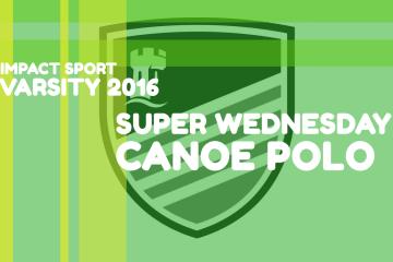VARSITY - CANOE POLO