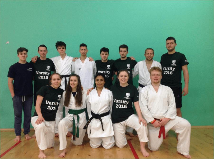 Karate Team