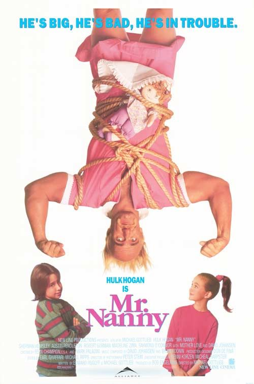 Mr. Nanny Movie Poster