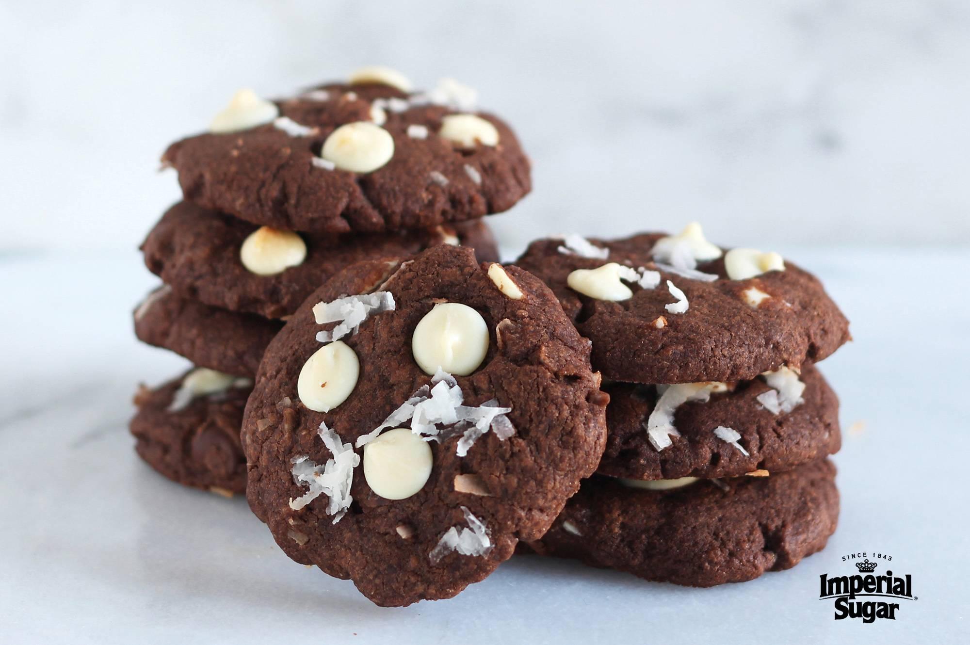 Perky Chocolate Coconut Cookies Imperial Sugar Chocolate Coconut Cookies Uk Chocolate Coconut Cookies Almonds nice food Chocolate Coconut Cookies
