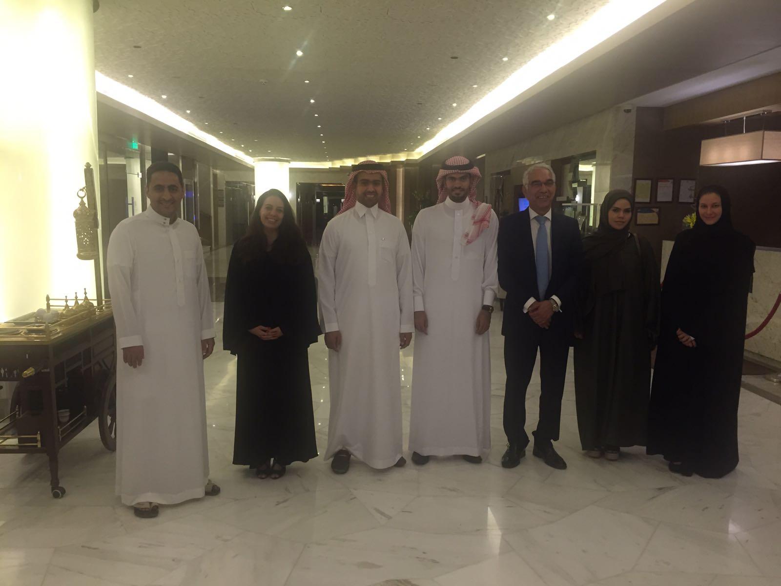 Imperial college/WHO CC Alumni reunion in Riyadh