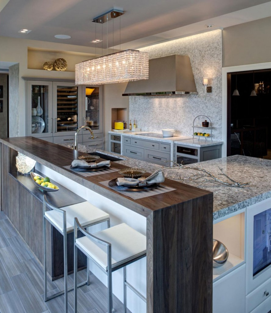 Modern And Traditional Kitchen Island Ideas You Should See 2 889x1024