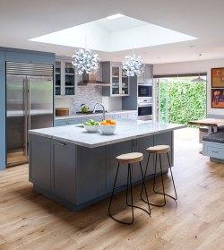 Stylized Showcase Overwhelming Large Luxury Kitchens13 Large Open Plan Kitchens Large Kitchens Island