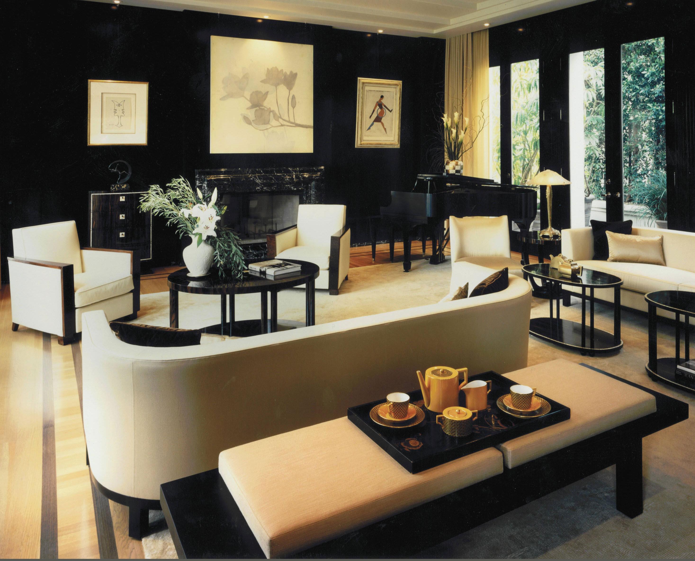 Imposing Its Style Decor Colors 5 Art Nouveau Furniture Nasr City Art Nouveau Furniture Book Art Nouveau Interior Design houzz-03 Art Nouveau Furniture