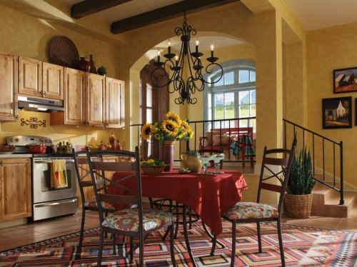 Medium Of Western Style Home Decorating