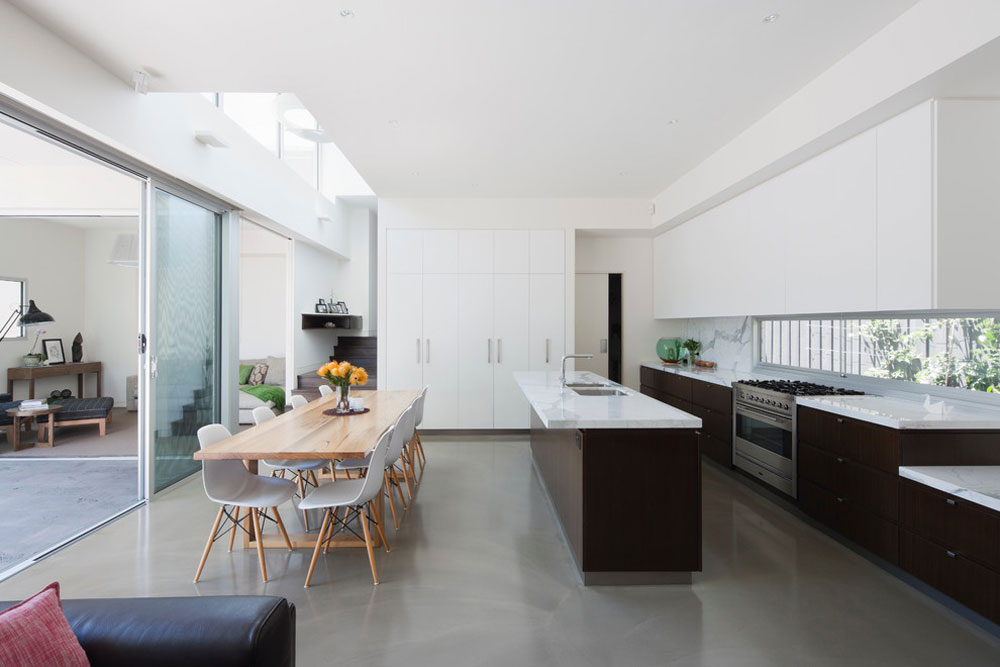 modern kitchen floors modern kitchen flooring options pros and cons 1 l