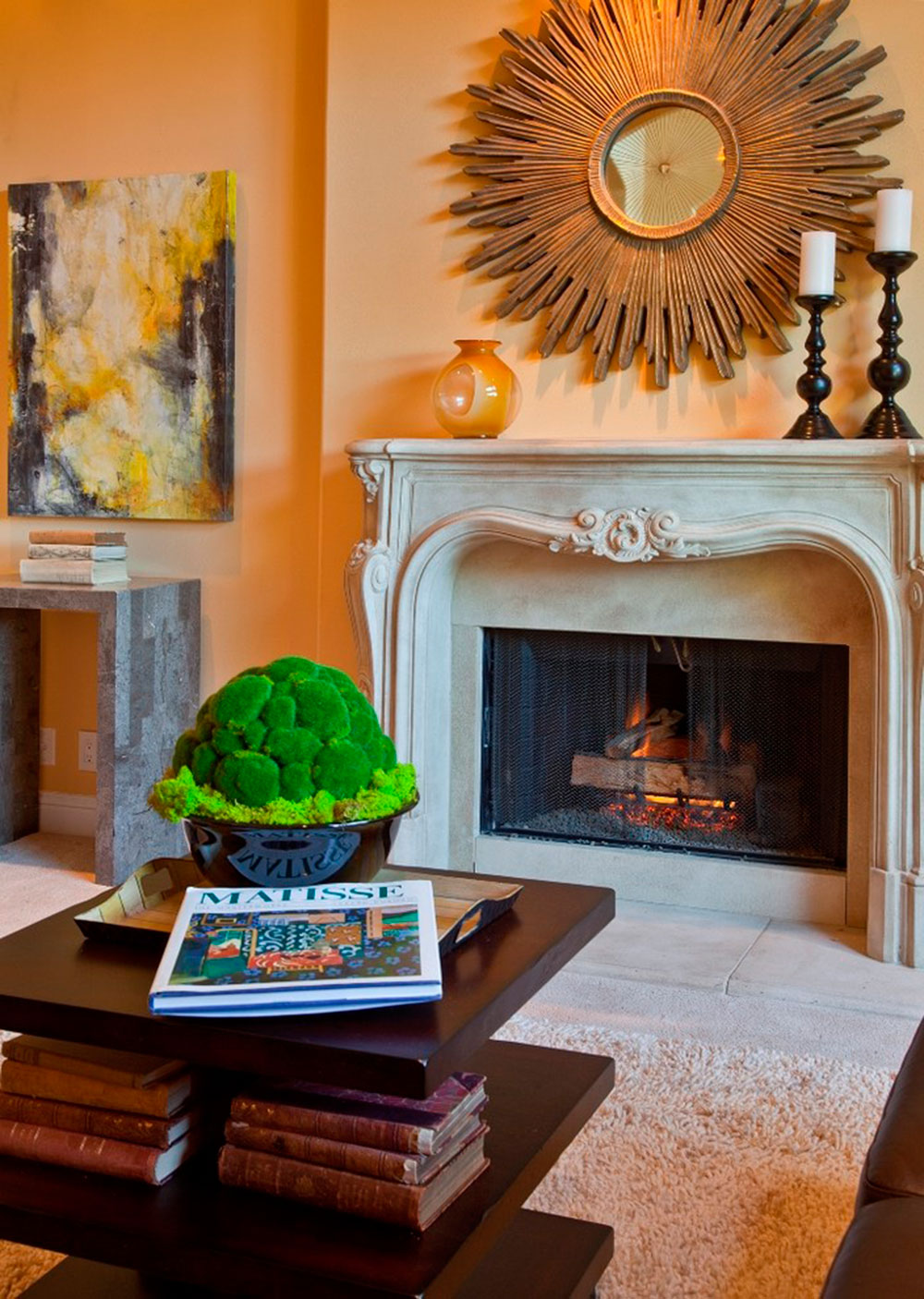 Fireplace Mantel Decorating Ideas For A Cozy Home Fireplace Mantel Decorating Ideas For A Cozy Home8 Fireplace
