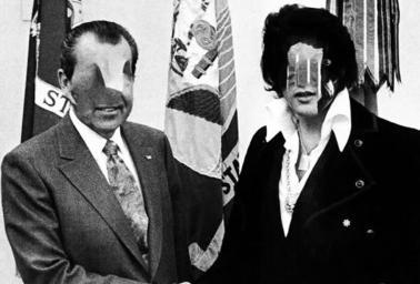 Sandrino Osvaldi - Nixon vs Elvis