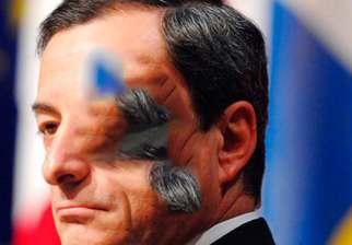 Sandrino Osvaldi - Ritratto di Mario Draghi