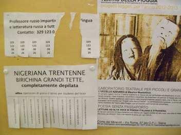 Improponibile Esposizione • Corte dei Miracoli • Siena