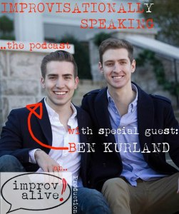 Ben Kurland shares his experience in building his business from an idea, and negotiating as it relates to improvisation