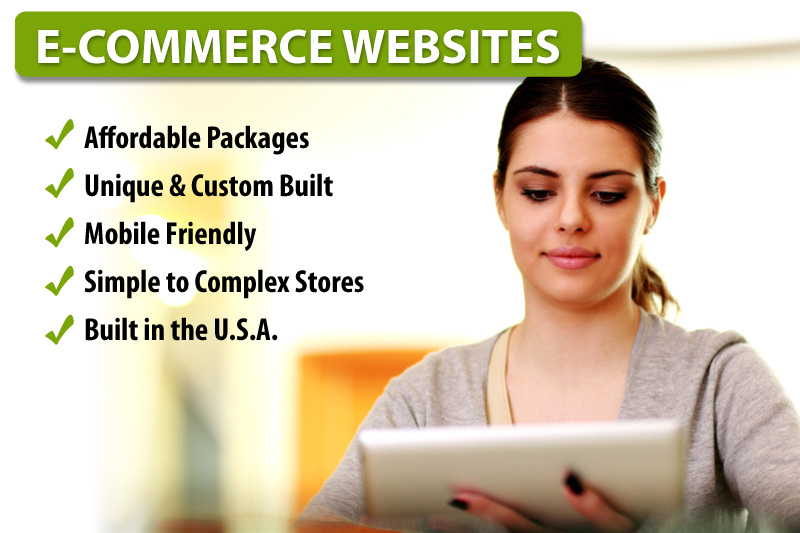 Affordable Ecommerce Website Nevada Arizona