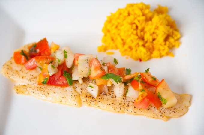 How to Bake Flounder Fillets Recipe