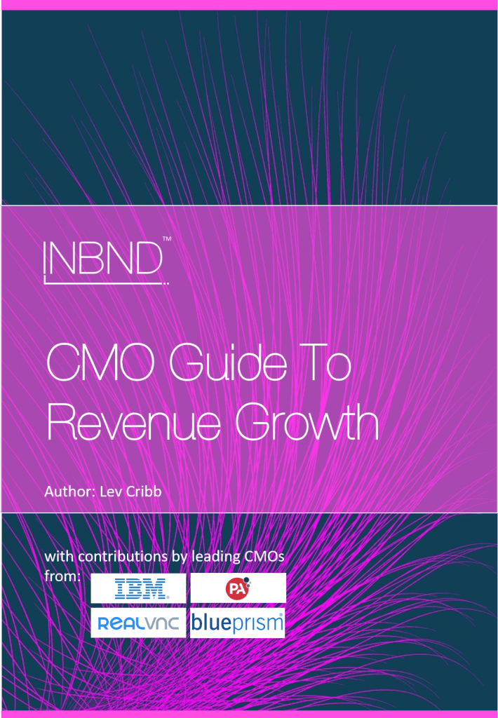 Whitepaper: CMO Guide To Revenue Growth - INBND Growth Marketing