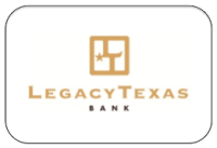 Legacy Texas bank our partners