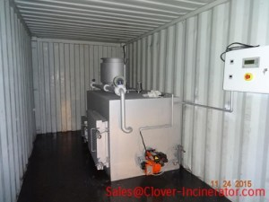 Containerized-Incinerators