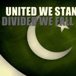 Pakistan : United we stand, Divided we fall