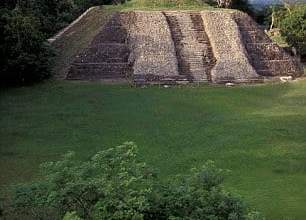 Heritage: Belize is dotted with hundreds of ruin sites dating back to the time of the ancient Mayas