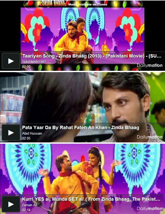 zinda bhaag listen songs