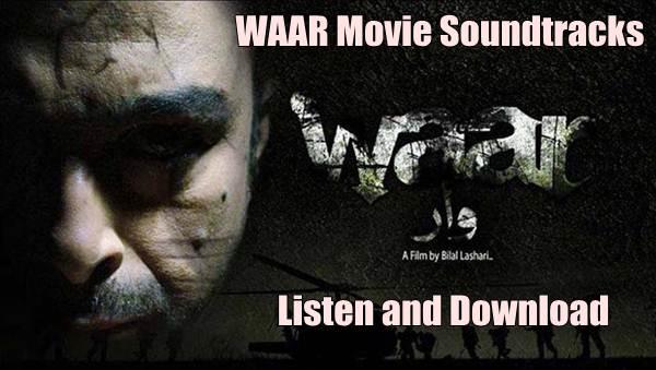 WAAR movie mp3 songs