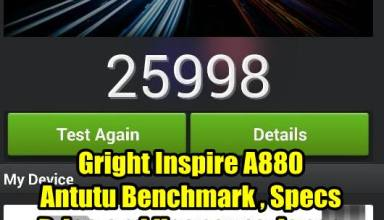 Gright Inspire A880