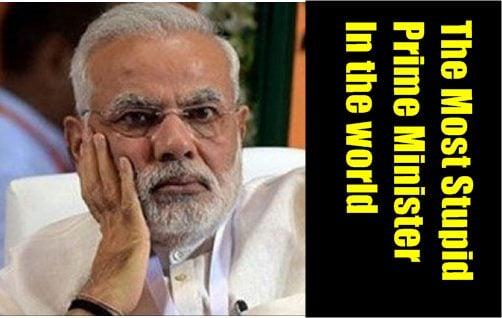 Stupid Prime Ministers