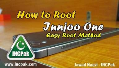 How to Root Innjoo One