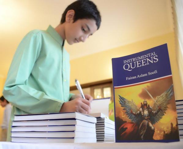 Faizan Aslam Soofi – Youngest Writer At The Age 11 Years