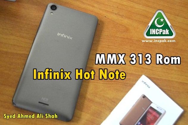 MMX 313