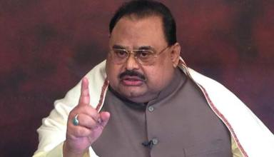 Altaf Hussain Latest