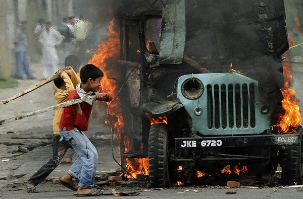 Kashmir uprising