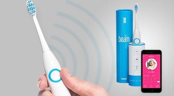 IoT toothbrushes