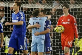 Lampard en Terry
