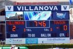 Villanova with a Rare 2-0 Lead