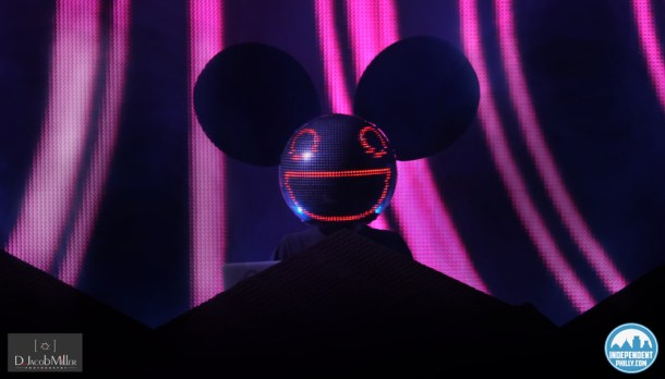 DEADMAU5 at Ultra 2013