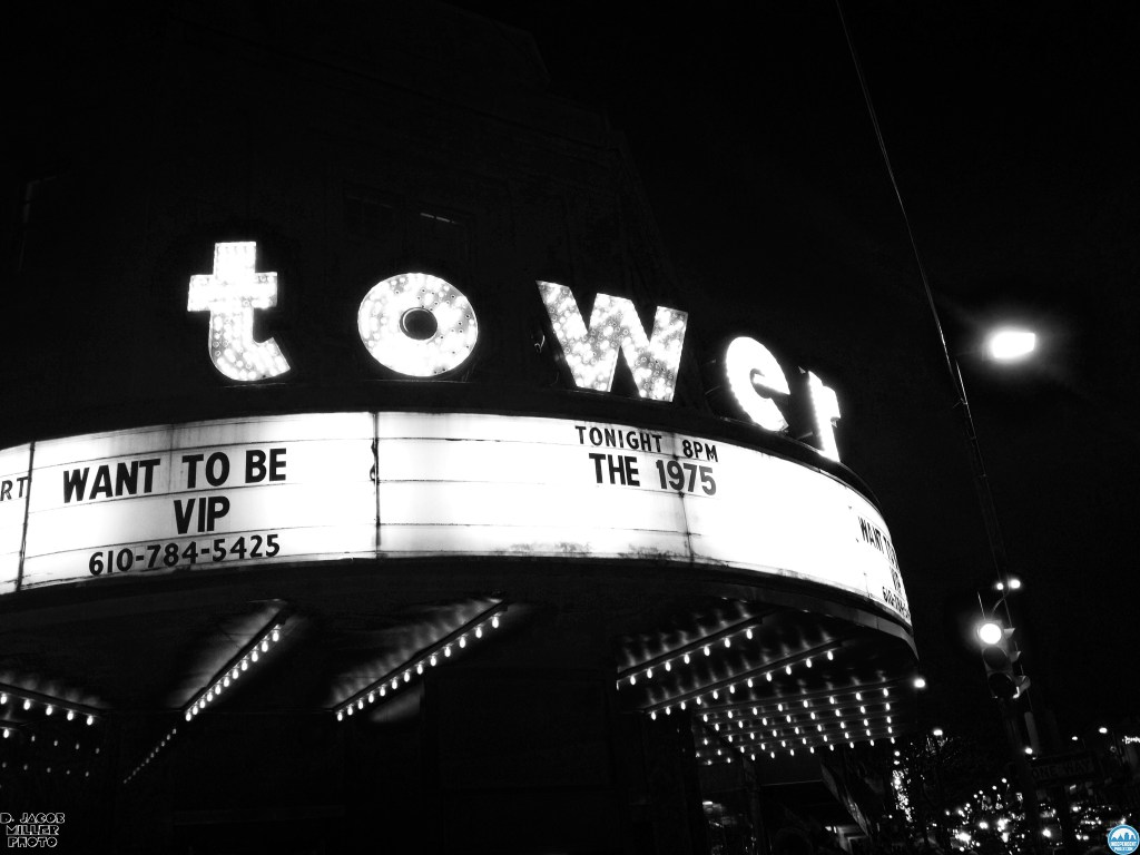 The 1975 at The Tower Theater