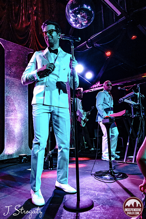 Tuxedo playing at The Foundry/The Fillmore in Philadelphia on August 5, 2019