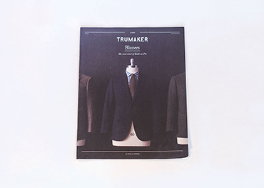 TRUMAKER BLAZER CATALOG FALL 2014