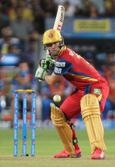 Royal Challengers Bangalore beat Rajasthan Royals by 71 runs IPL 2015: Picture Highlights of RCB ...