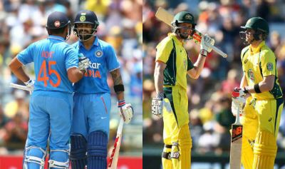 India vs Australia 2016: Statistical Highlights of the 1st ODI between IND vs AUS at Perth ...