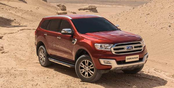 Ford_Endeavour_Front
