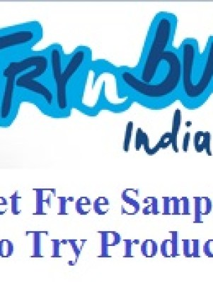 TrynBuy India Free Samples To Try Products