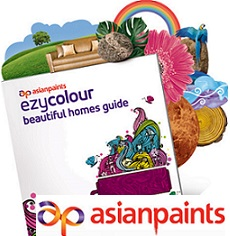 Asian Paints Ezycolour Beautiful Homes Guide Free Copy