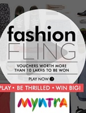 Myntra Fashion Fling Contest