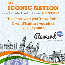 Reward Me My Iconic Nation Contest